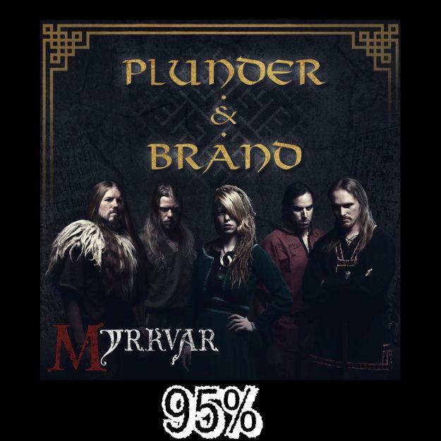 Reviews: Myrkvar - Plunder en Brand