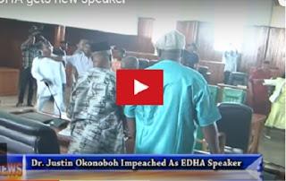video of Edo Assembly Fracas