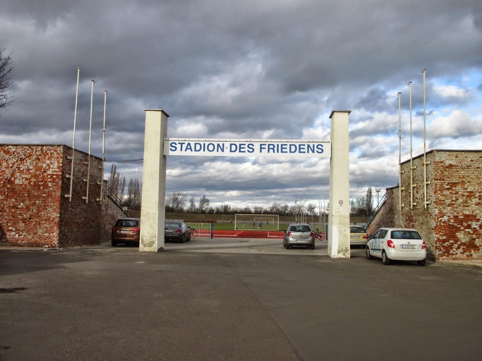 Stadion Des Friedens Leipzig