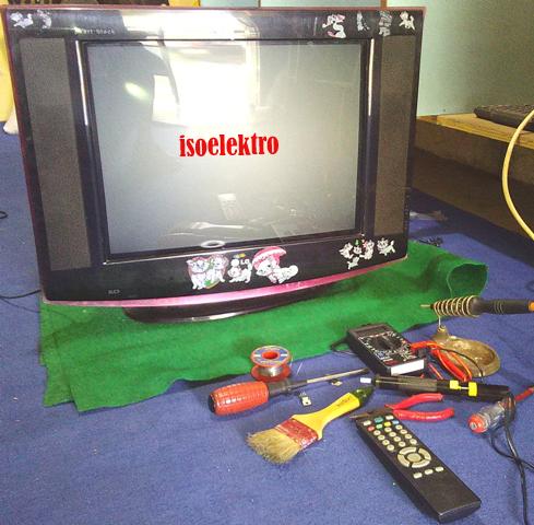 Cara Memperbaiki Tv Lg 21 Mati Protek Stand By Iso Elektro