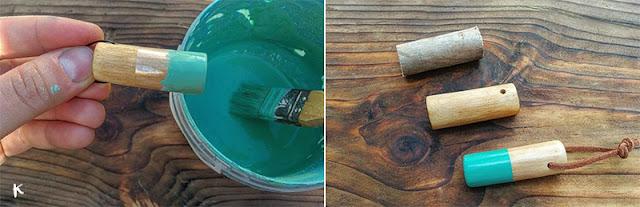 como fazer tinta chalk paint