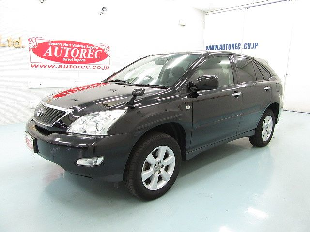 19607A7N8 2012 Toyota Harrier 240G
