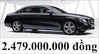 Giá xe Mercedes E250 2020