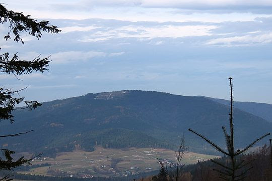 Ćwilin (1072 m n.p.m.).