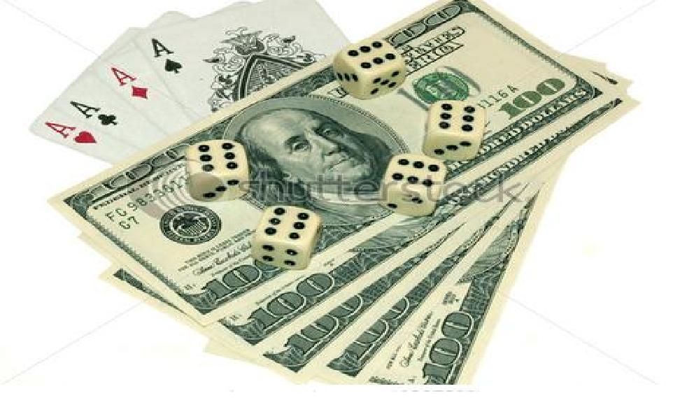 online casino and free money