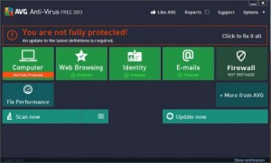 AVG Free Edition 2013 Download