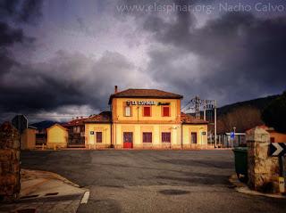 La Estación de El Espinar