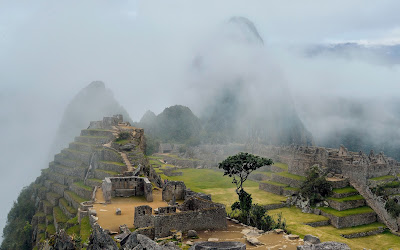 Photo of Machu Picchu Peru