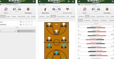 App Basketball 24