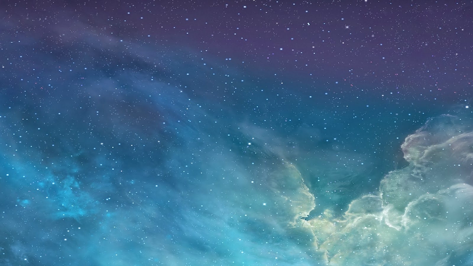 IOS 7 Galaxy | Full HD Desktop Wallpapers 1080p