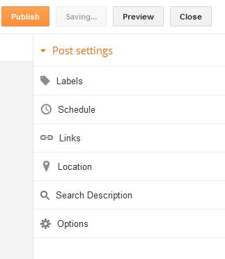 Cara terbaik untuk menerbitkan artikel  blog agar dibaca banyak pengunjung