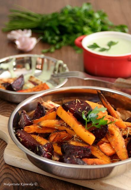 szybki obiad, zdrowe frytki, bataty, ziemniaki, daylicooking, Małgorzata Kijowska
