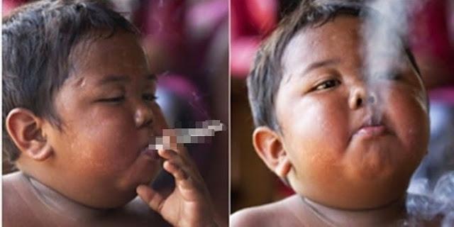 Masih Ingat Perokok Cilik Ardi Rizal? Begini Kabar Terbarunya Sekarang