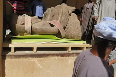 Grand Egyptian Museum receives 778 artefacts from Luxor