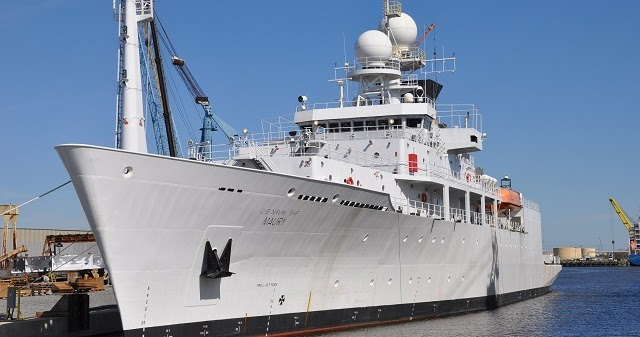 The U.S. Navy accepted delivery of its seventh Pathfinder