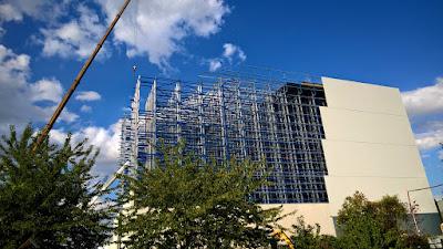 GRAND-QUEVILLY. Spécialisée dans la distribution de médicaments, la société PlanetPharma finalise la construction d'un nouvel entrepôt.