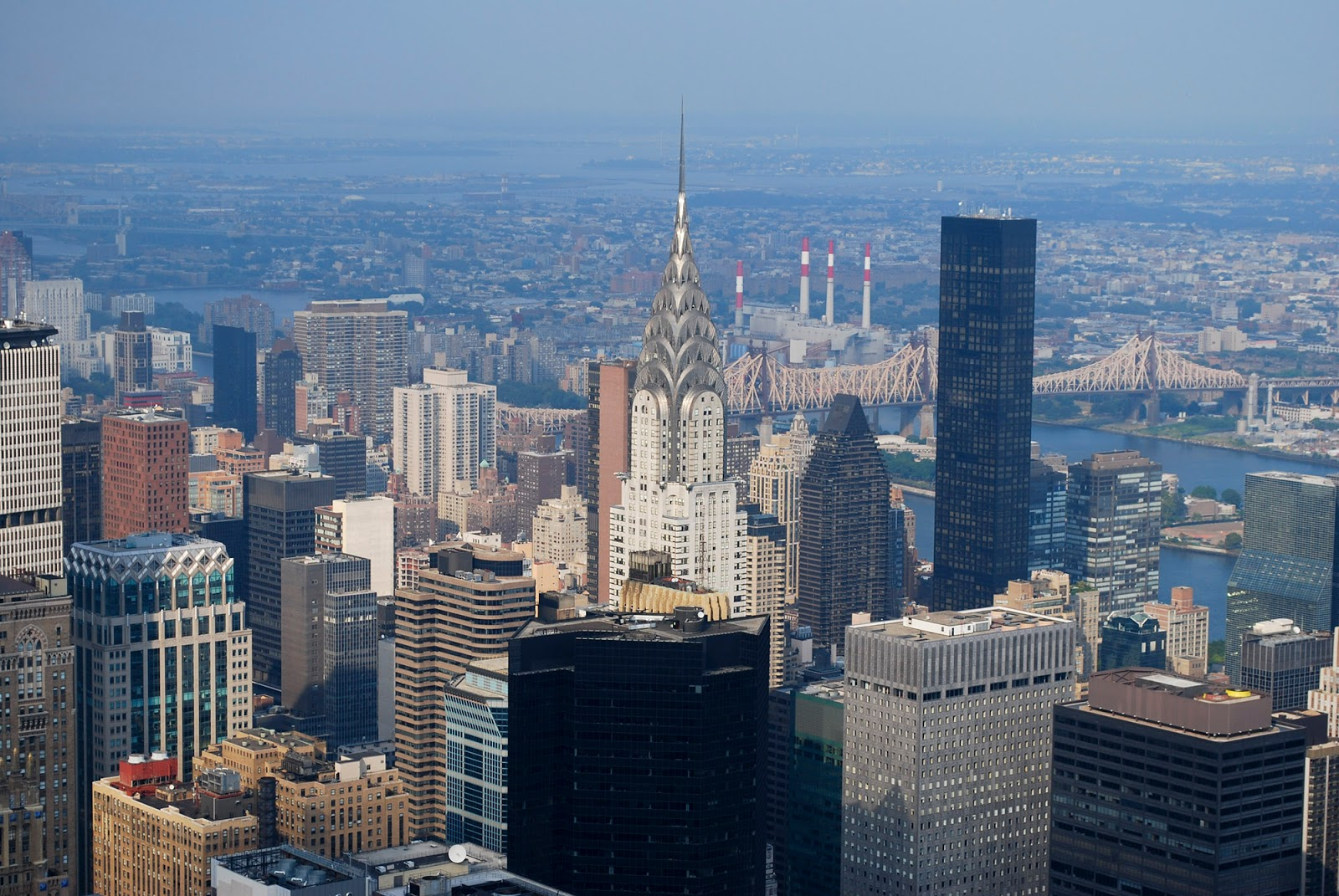 view empire state building nyc