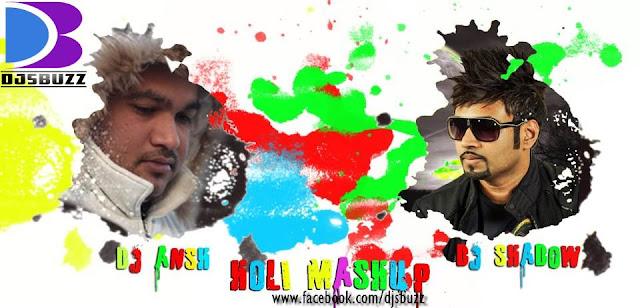 Holi Mashup 2013 – DJ Shadow Dubai & DJ Ansh Mix