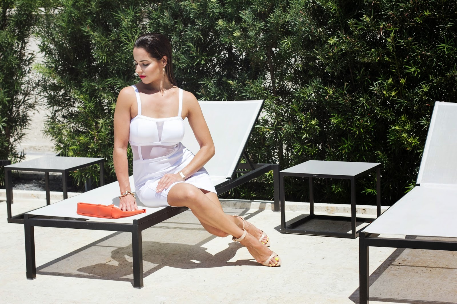 Beauty Fashion Xoxo: Kelly Saks, A Miami Style Blog