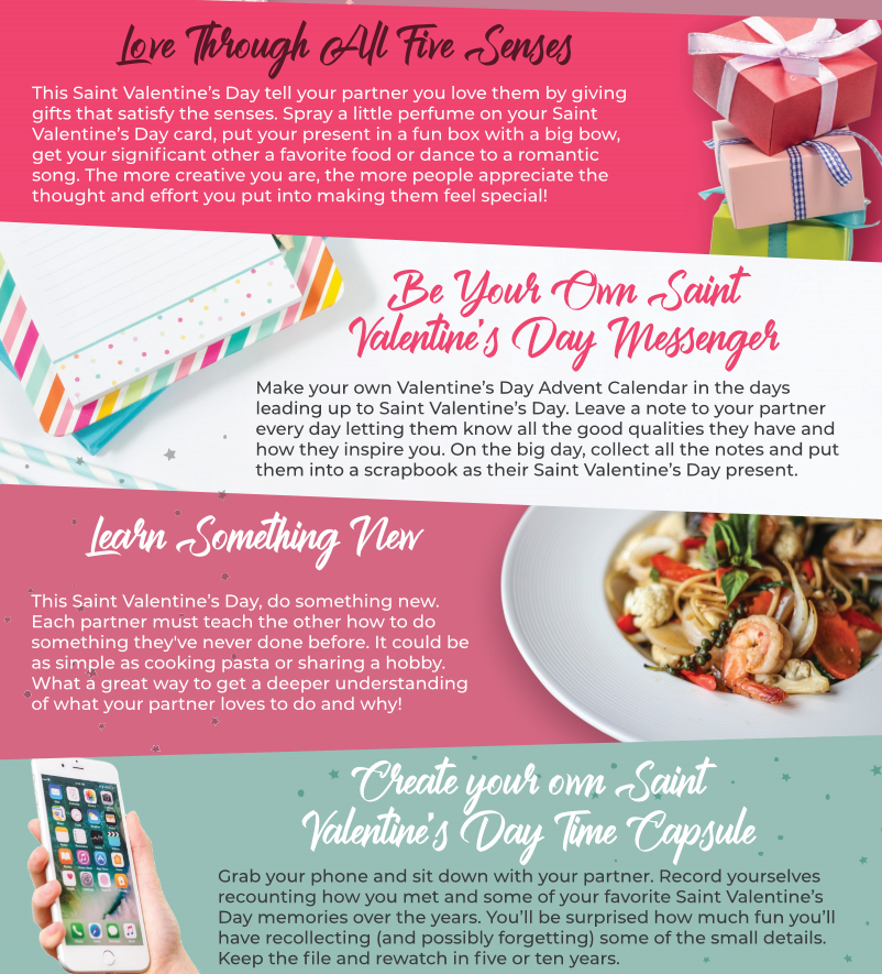 10 Tips to Rock St. Valentine's at home #ad