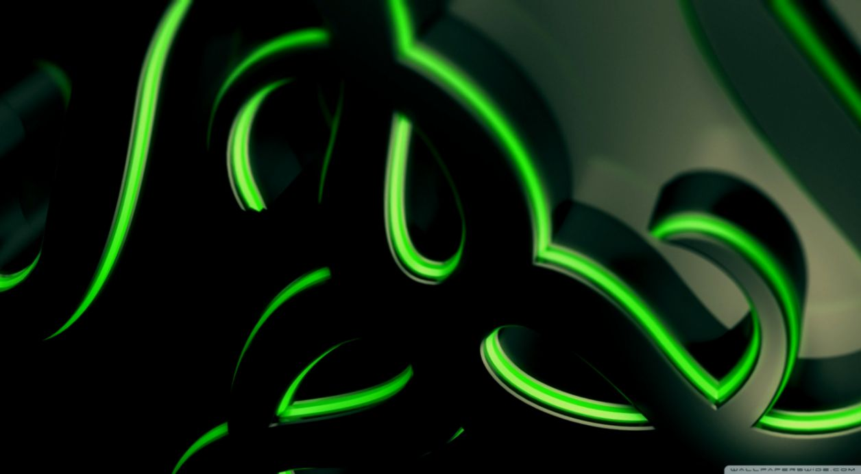Razer Abstract Wallpaper | Wallpapers Just do It