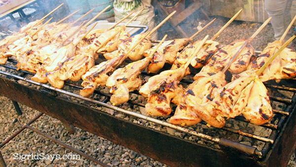 Bacolod City - chicken inasal - Nena's Rose - Bacolod restaurants - Bacolod blogger - Bacolod food blogger