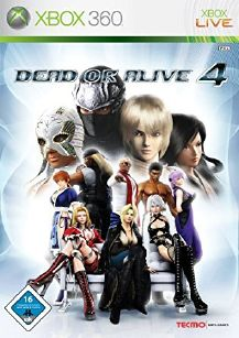 Dead or Alive 4 [PAL][NTSC-U][ISO] - Download Game Xbox New Free