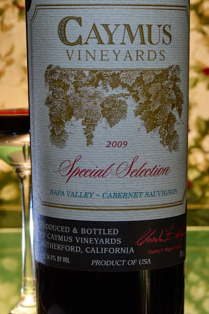 Caymus Napa Valley 2009 Special Selection Cabernet Sauvignon,