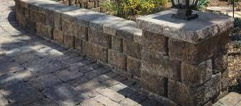 Retaining Wall Paver Stones
