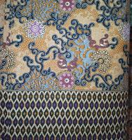 Kain Batik Prima 4529 Kuning
