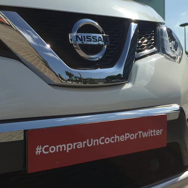 Nissan es la primera marca en vender un auto nuevo por Twitter
