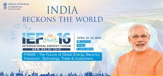 PM to inaugurate 16th International Energy Forum Ministerial