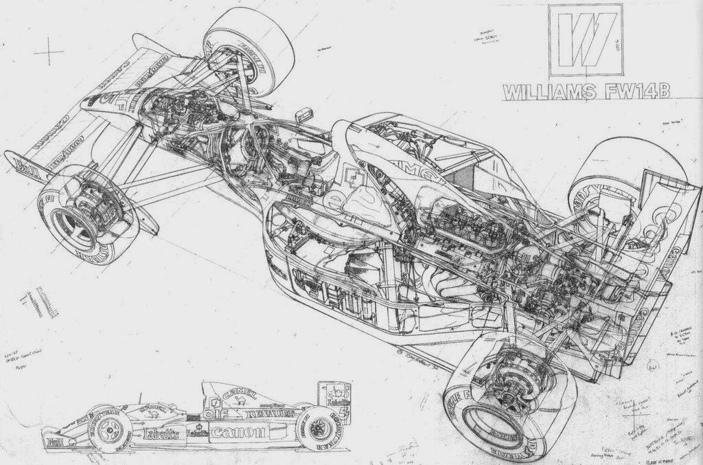 Motorsport Modeller: 2014 F1 Technical Regulations Explained.
