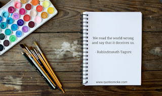 Life Quote by Rabindranath Tagore