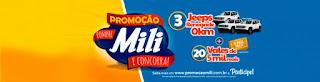 Promoção Mili 2018
