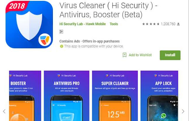 Virus Cleaner