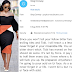 BBN's Cee-C receives acid threat from a non-fan over 'Tobi & Alex'