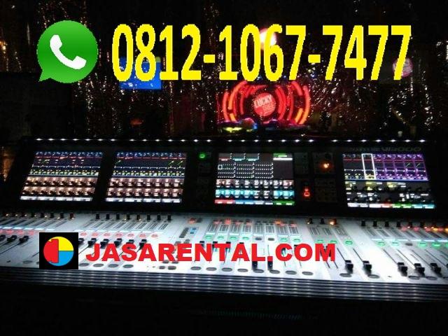 SEWA SOUND SYSTEM JAKARTA UTARA