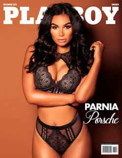 Playboy Suecia – Diciembre 2017 PDF Digital