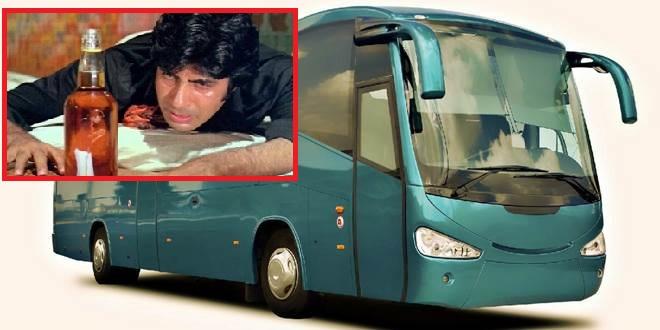 Οι μεθύστακες κρητικοί ξανά κτύπησαν: Οδηγούσε μεθυσμένος το λεωφορείο και μετέφερε μαθητές!