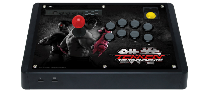 Fightvg Quick Pic Tekken Tag Tournament 2 Arcade Stick By Hori