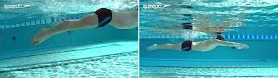 Nên đội mũ bơi và kính bơi Speedo chính hãng khi bơi