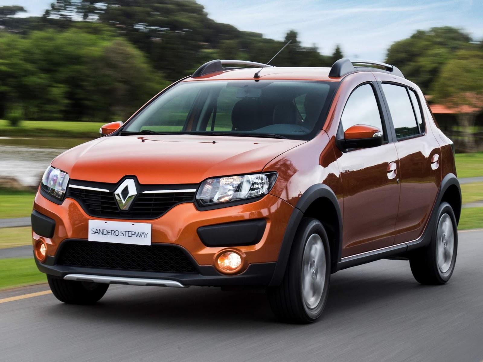 Renault Sandero 2017 Fotos Precos Consumo Desempenho