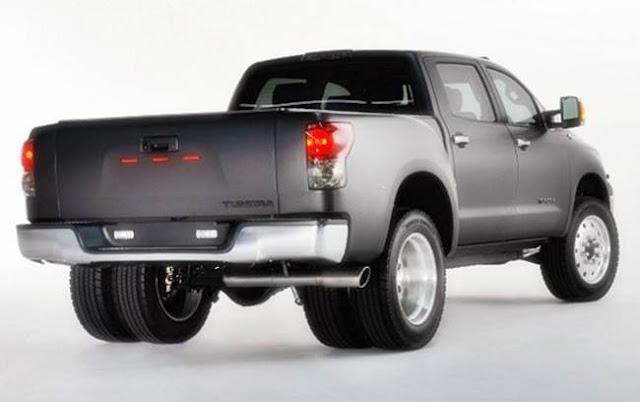 2017 Toyota Tundra Dually Price