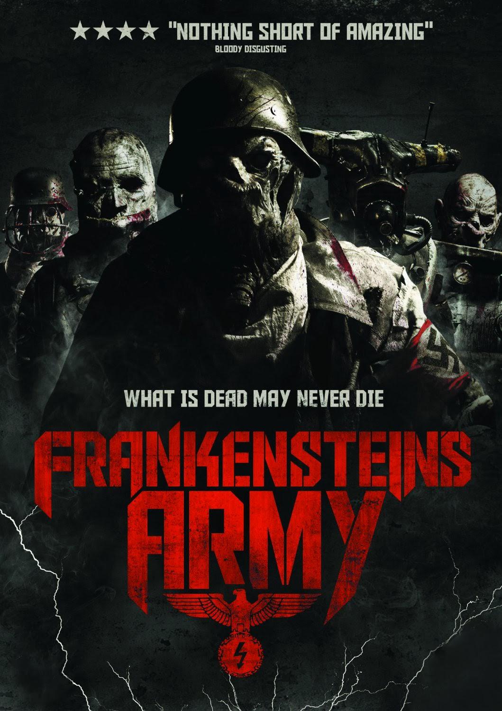 O Exército de Frankenstein - HD 720p