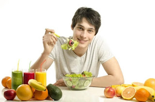 Langkah-Langkah Pola Makan yang Butuh Diperhatikan Sesudah Umur Tak Lagi Muda