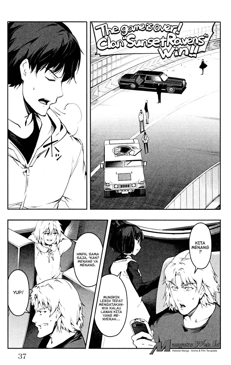 Darwin's Game Chapter 25-39