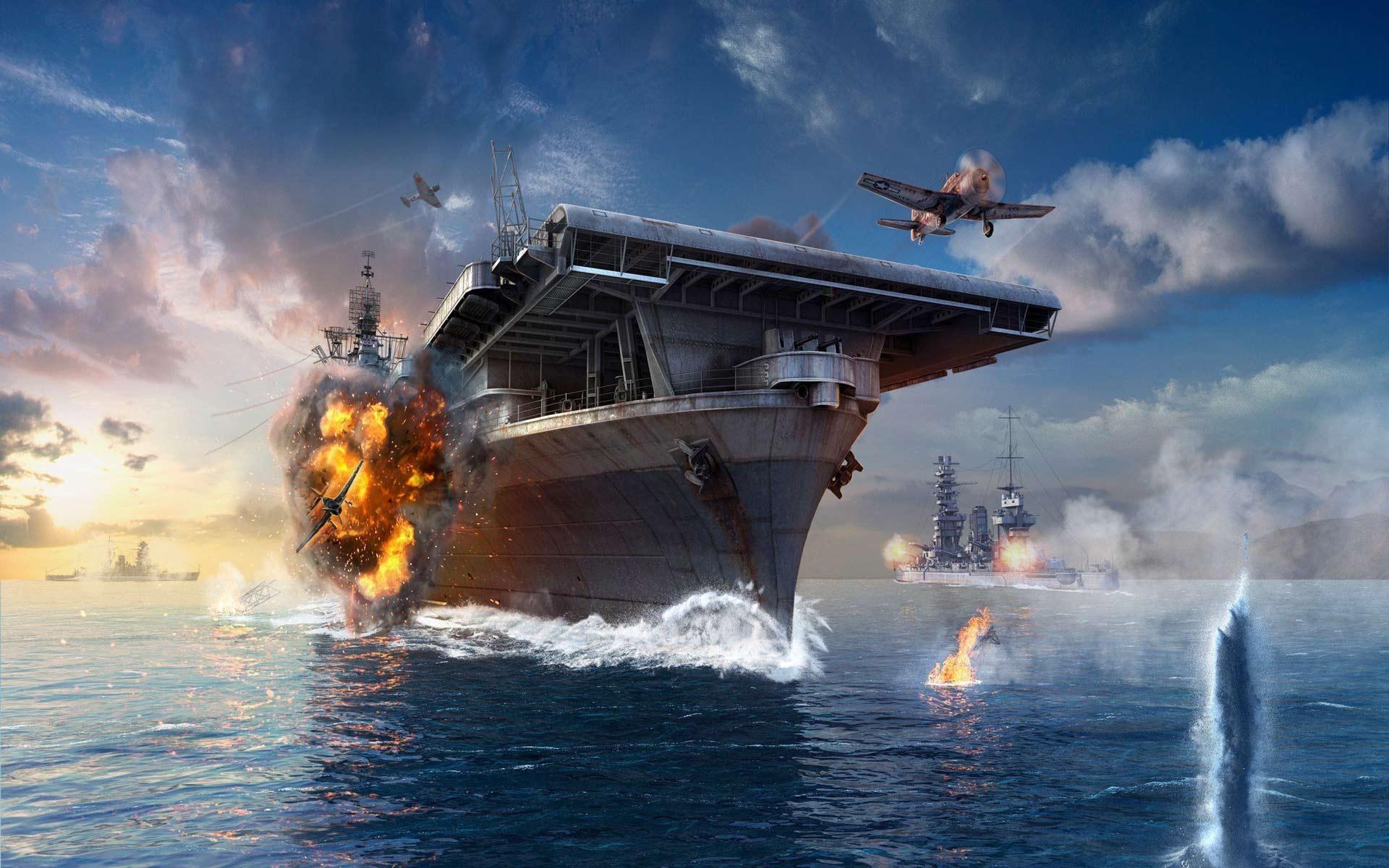 Jogo Online Grátis World Of Warships