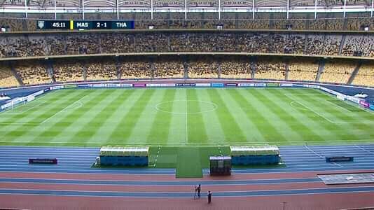 Biss Key Feed Malaysia vs Thailand (AFF Suzuki Cup)