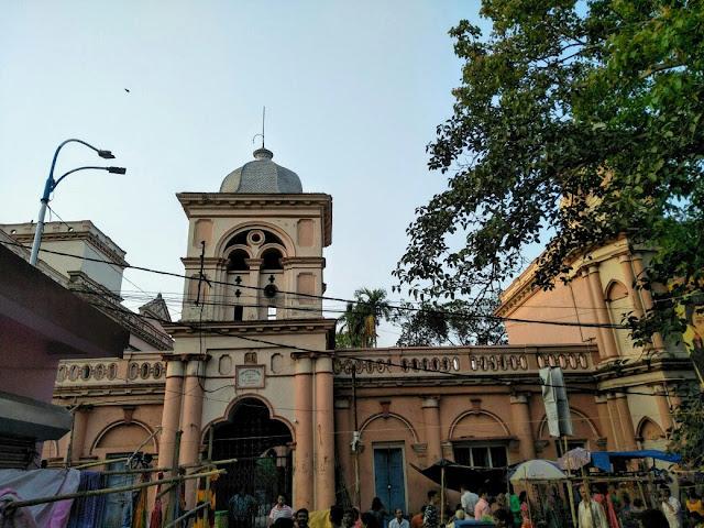 Zamindar Bari in Tarakeswar